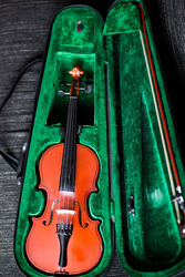 продам скрипку karl sperl 1/2 б/у